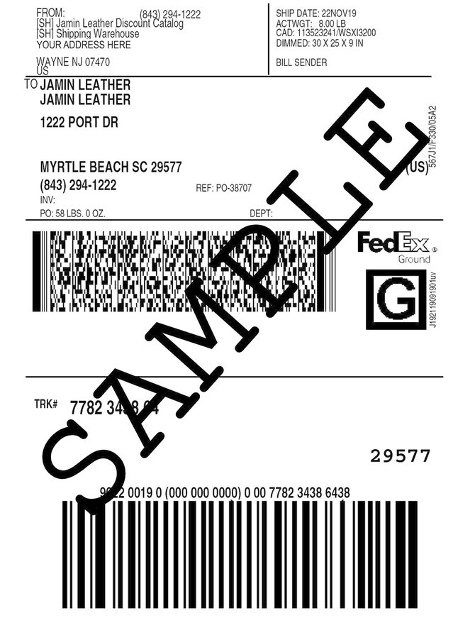 #RETURNLABEL - Discounted Shipping Label
