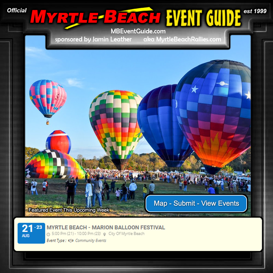 Featured Event!  - Marion Balloon Festival!