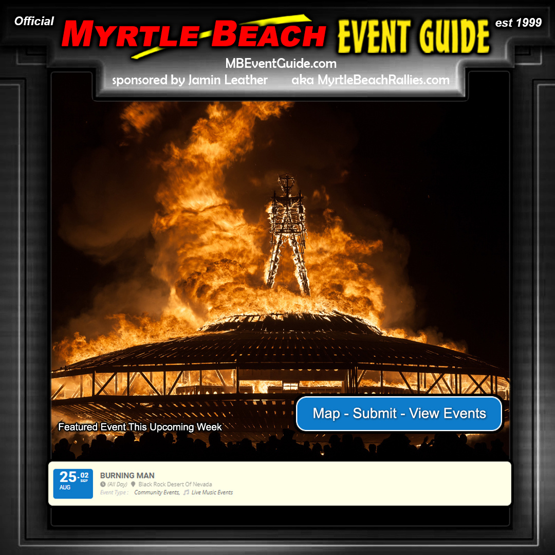 Featured Event -  Burning Man!