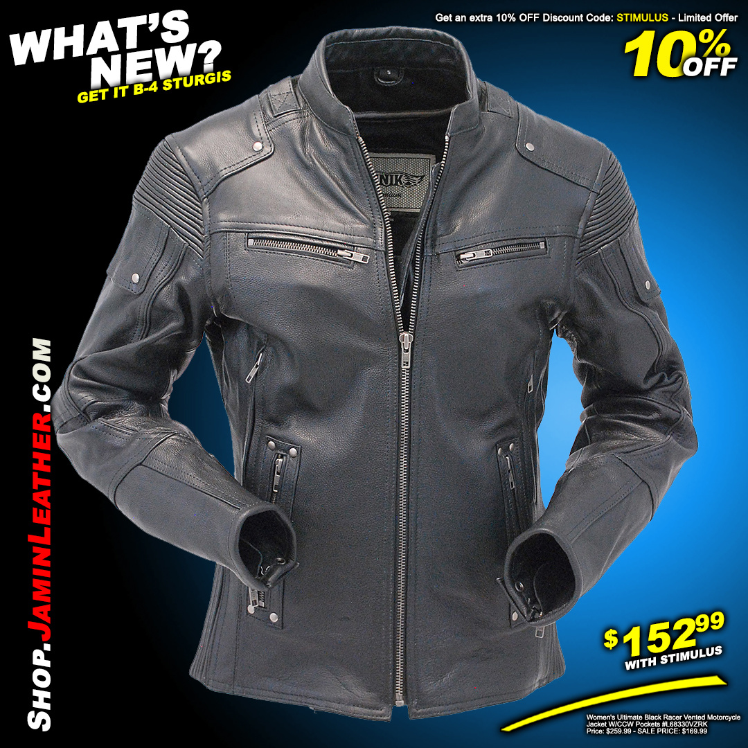 What's New? Get it B-4 Sturgis - #L68330VZRK