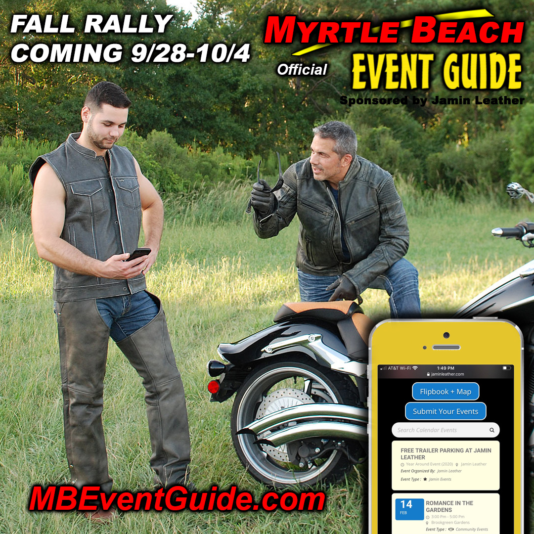 MB Fall Rally is Coming!! 9/28 - 10/4 !!