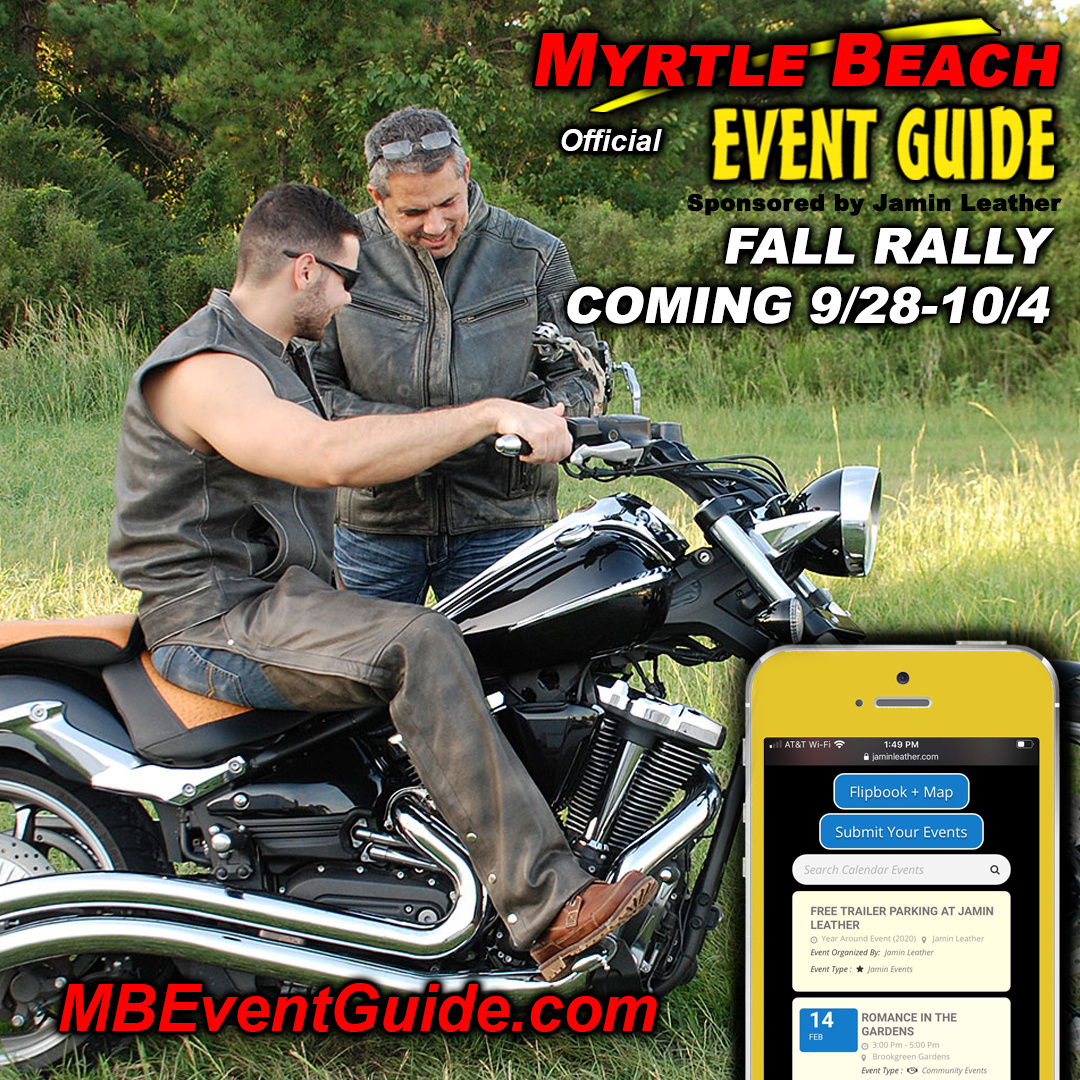 MB 2020 Fall Rally is Coming 9/28 - 10/4 !!