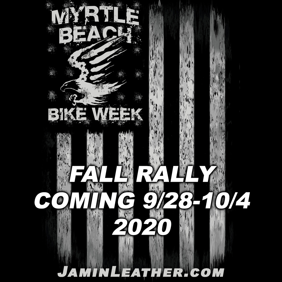 Fall Rally Coming 9/28 - 10/4 !!