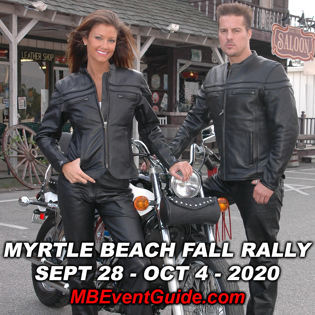 Myrtle Beach Fall Rally is Coming 09/28 - 10/04!!