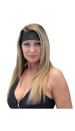 Jamin Leather Leather Head Band #HB500