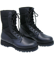Rothco Men's Black Sierra Sole Combat Boots #BM5975LK
