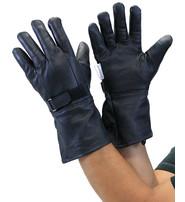 Soft Cuff Deerskin Gauntlet Motorcycle Gloves #G8250DEER