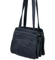 Expandable Double Strap CCW Leather Purse #P4460GK