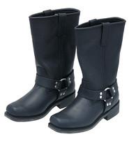 Ride Tecs Harness Boots #BM1442HW