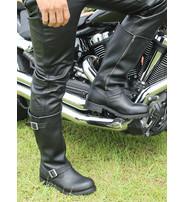Men's 16 in Tall Engineer Zipper Boots Wide #BM1444ZWK