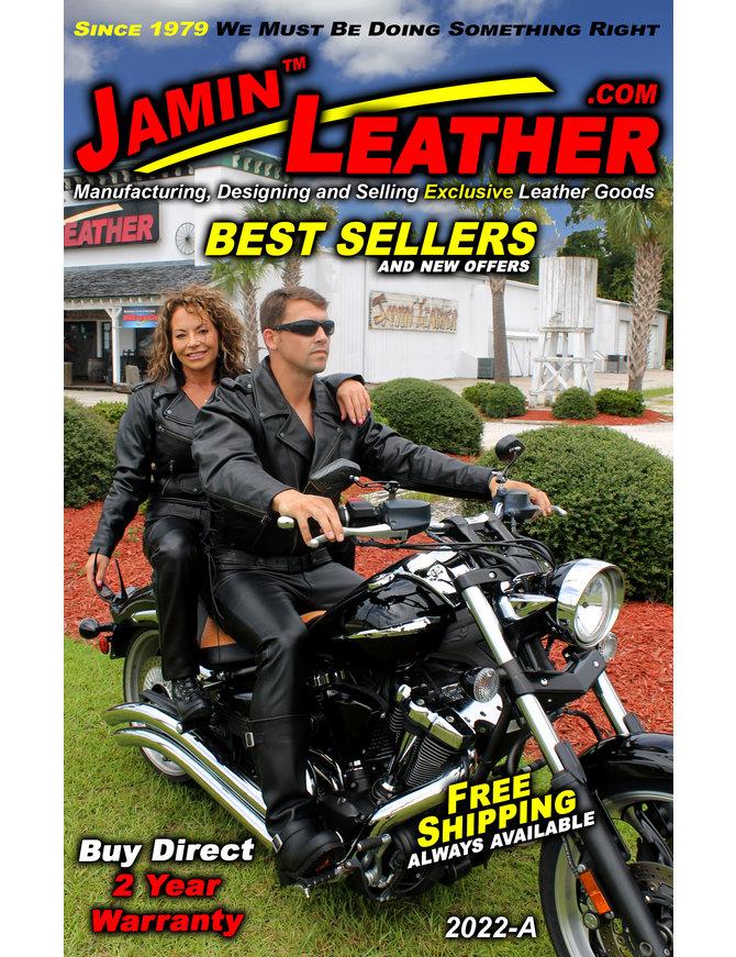 ADD a Jamin Leather Catalog! #CATALOG