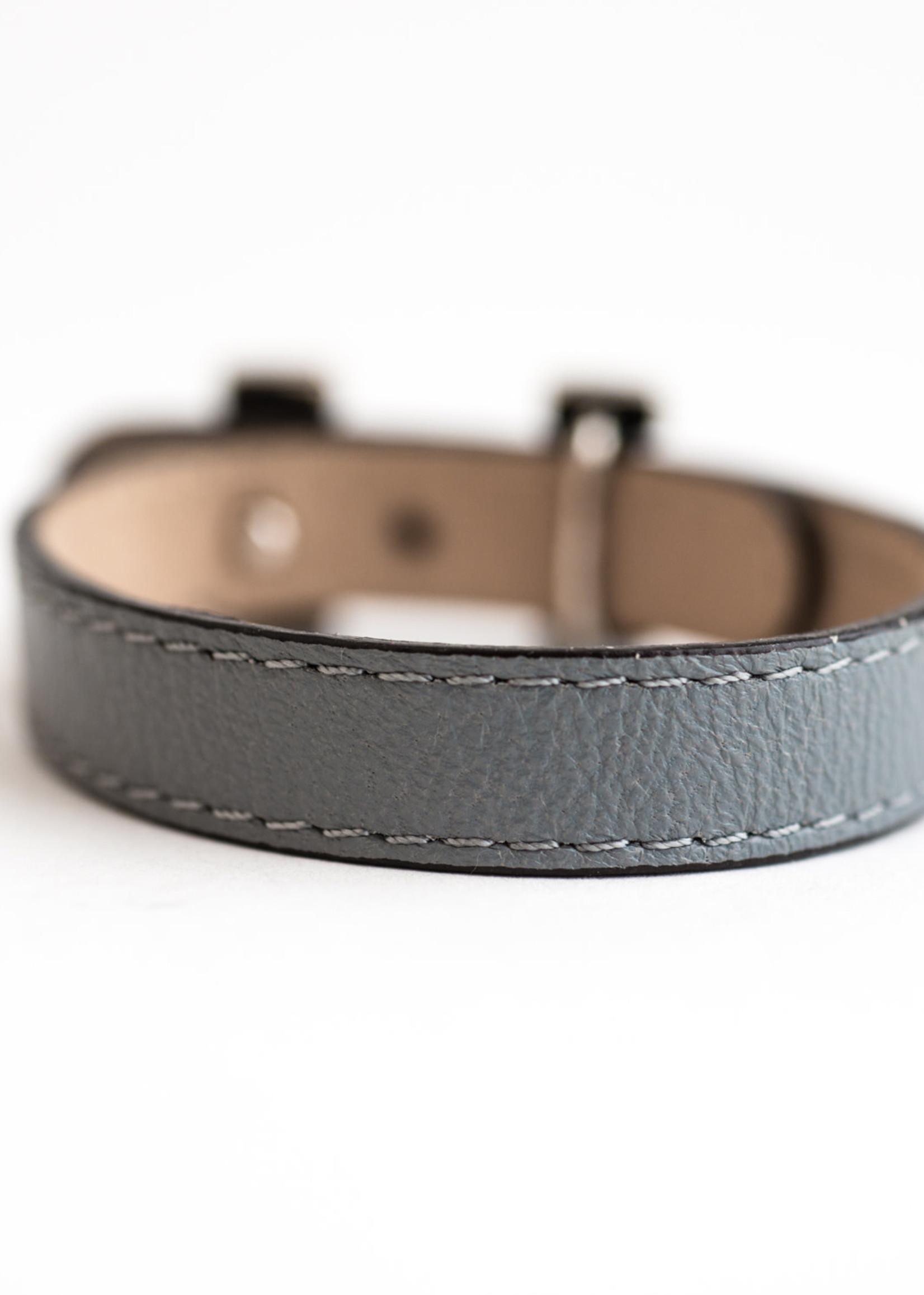 Mina Danielle Diamond H bracelet