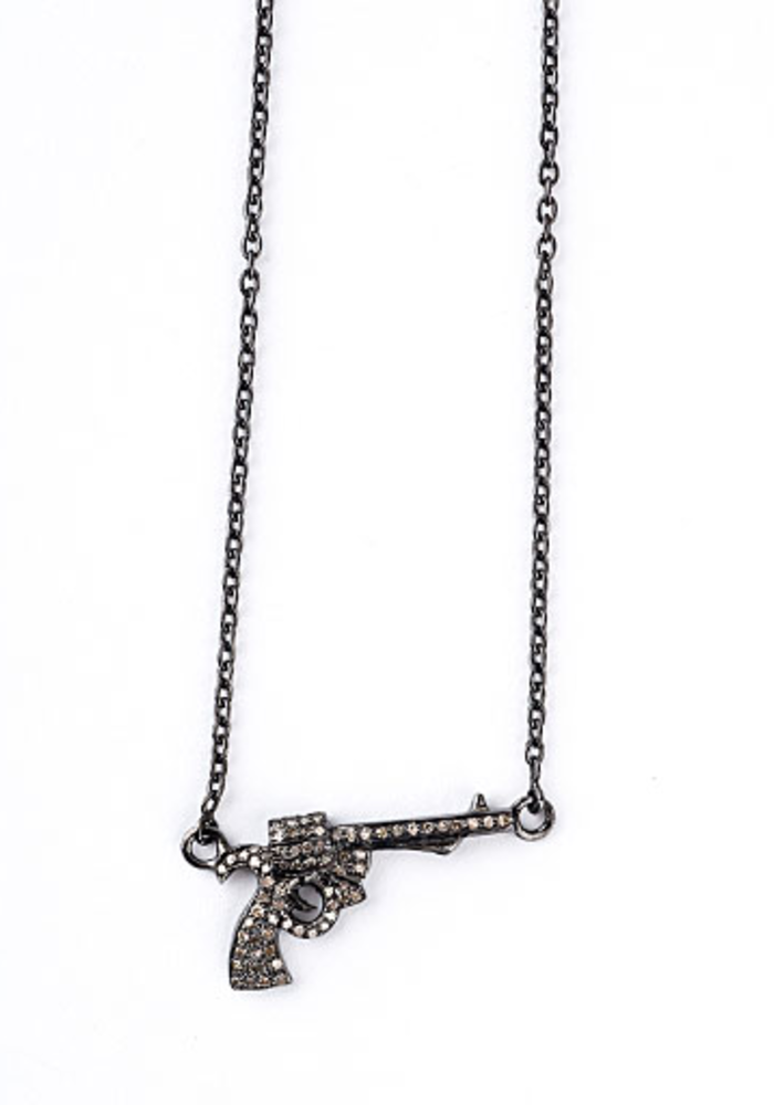 Diamond Gun on Oxidized Chain