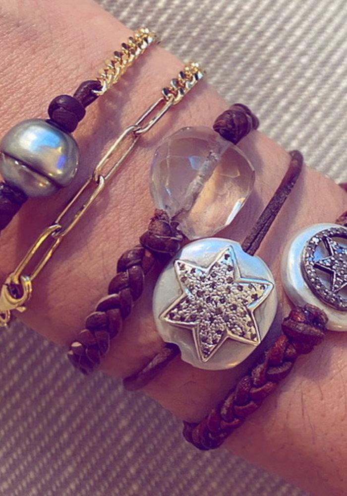 Crystal HOPE bracelet