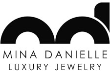 Mina Danielle Luxury Jewelry | ONE-OF-A-KIND Jewelry using South Sea and Tahitian Pearls, Pave Diamonds