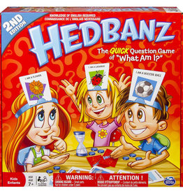 Spin Master Hedbanz