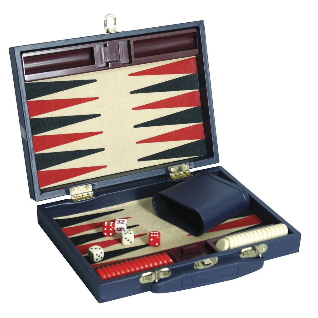 Sejenna Backgammon de voyage