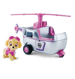 Spin Master Pat Patrouille - Stella et son hélicoptère
