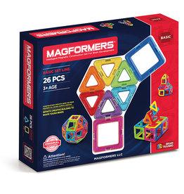 Magformers Basic plus 26 pcs
