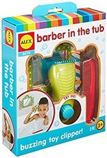 Alex Barbier dans le bain