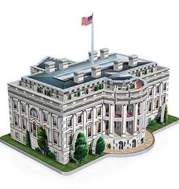 Wrebbit Casse-Tête 3D Maison Blanche