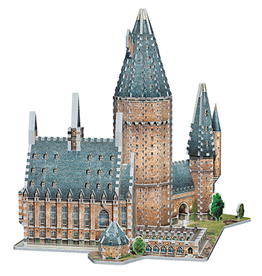 Wrebbit Casse-Tête 3D Harry Potter- La Grande Salle