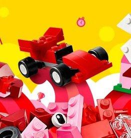 Lego 10707 Boite créative rouge