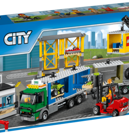 Lego 60169 Le terminal à conteneurs