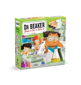 Blue Orange Dr Beaker