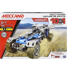 Meccano Voiture de Rally 10 en 1