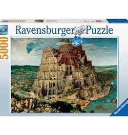 Ravensburger La construction de la tour de Babel 5000 pcs