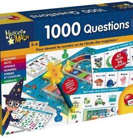 Liscani 1000 questions