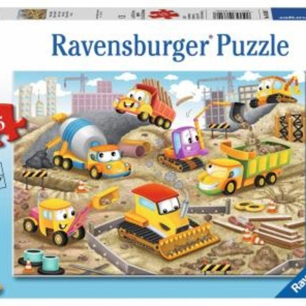 Ravensburger Bruits terribles! 35pcs