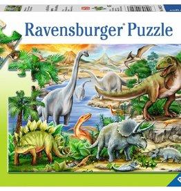 Ravensburger La vie préhistorique 60 pcs