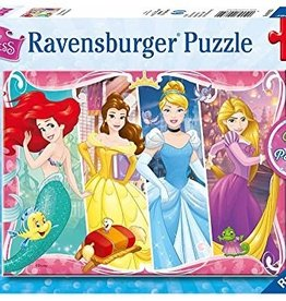 Ravensburger Cœur 60 pièces Glitter