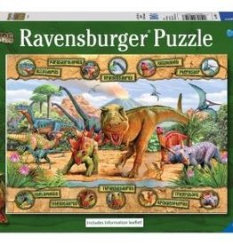 Ravensburger Dinosaures 100 pcs