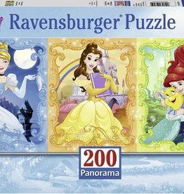 Ravensburger Jolies princesses Disney Panorama 200pcs