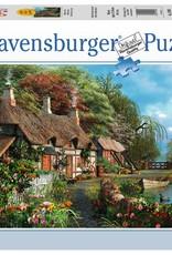 Ravensburger Chalet sur un lac 300pcs Format Large