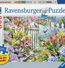 Ravensburger Le réveil du printemps 300pcs Format Large