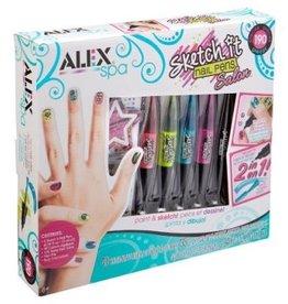 Alex Spa - Sketch It Crayons à Ongles Salon