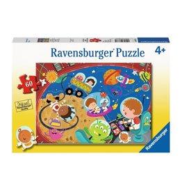Ravensburger S'amuser dans l'espace 60 mcx*