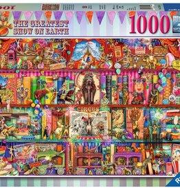 Ravensburger Le plus grand spectacle sur terre 1000 pcs