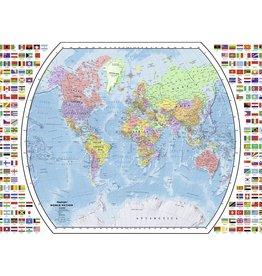 Ravensburger Carte du monde politique 1000 pcs