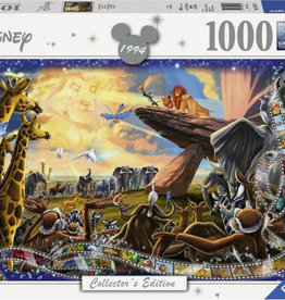 Ravensburger Disney Le roi Lion 1000 pcs