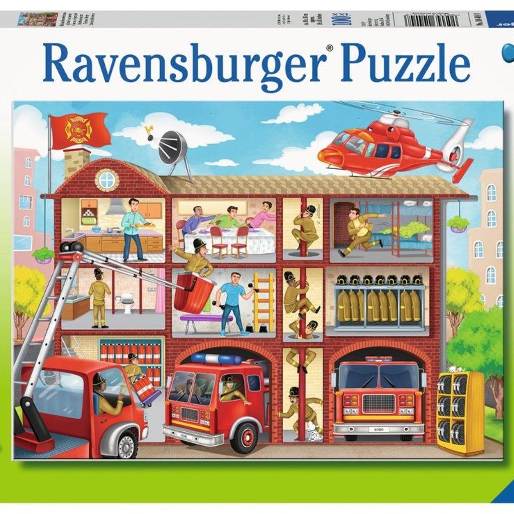 Ravensburger Agitation à la caserne 100 pcs