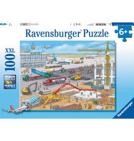 Ravensburger Construction de l'aéroport 100 pcs