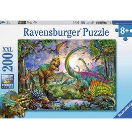 Ravensburger Royaume dinosaures 200 pcs