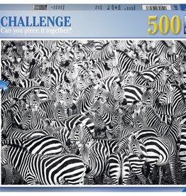 Ravensburger Groupe de zèbres 500 pcs*