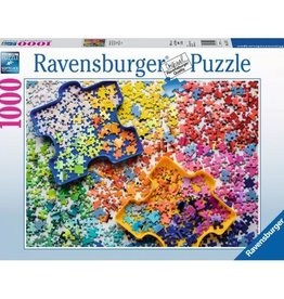 Ravensburger La palette du puzzleur - 1000 pcs