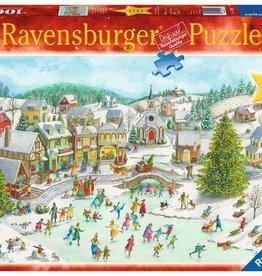 Ravensburger Ludique jour de noël 1000 pcs